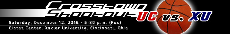 Crosstown Shootout: UC vs. XU